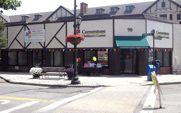 Cornerstone Children's Center - building