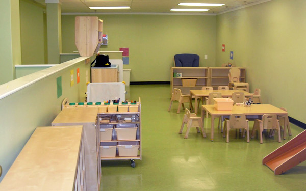 Cornerstone Children's Center - classroom
